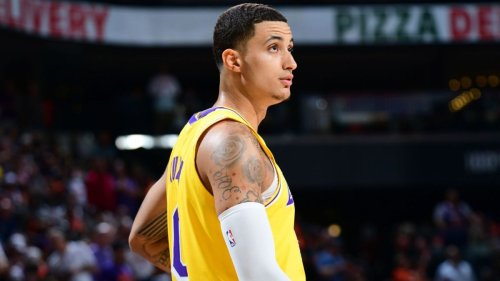 Kyle Kuzma's SUV Reportedly Stolen, Crashes Into Police Car After High Speed Chase