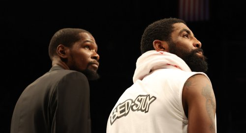 Kevin Durant Reportedly Told Nets Not to Trade Kyrie Irving for Ben Simmons