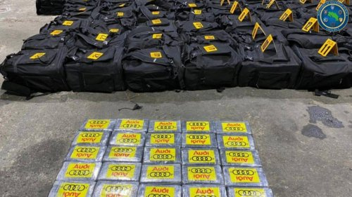 Costa Rica Police Seize 4.3 Tons of Cocaine for Second-Largest Drug Bust in Country's History