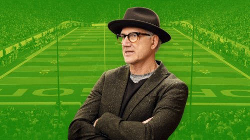 Tinker Hatfield on NFTs, Paying College Athletes, Michael Jordan, Prince, and Everything Else
