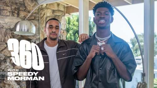 """Lil Nas X on Kanye West """"Out-of-Body"""" Meeting, Nicki Minaj Needing Space and Kiss at BET Awards 