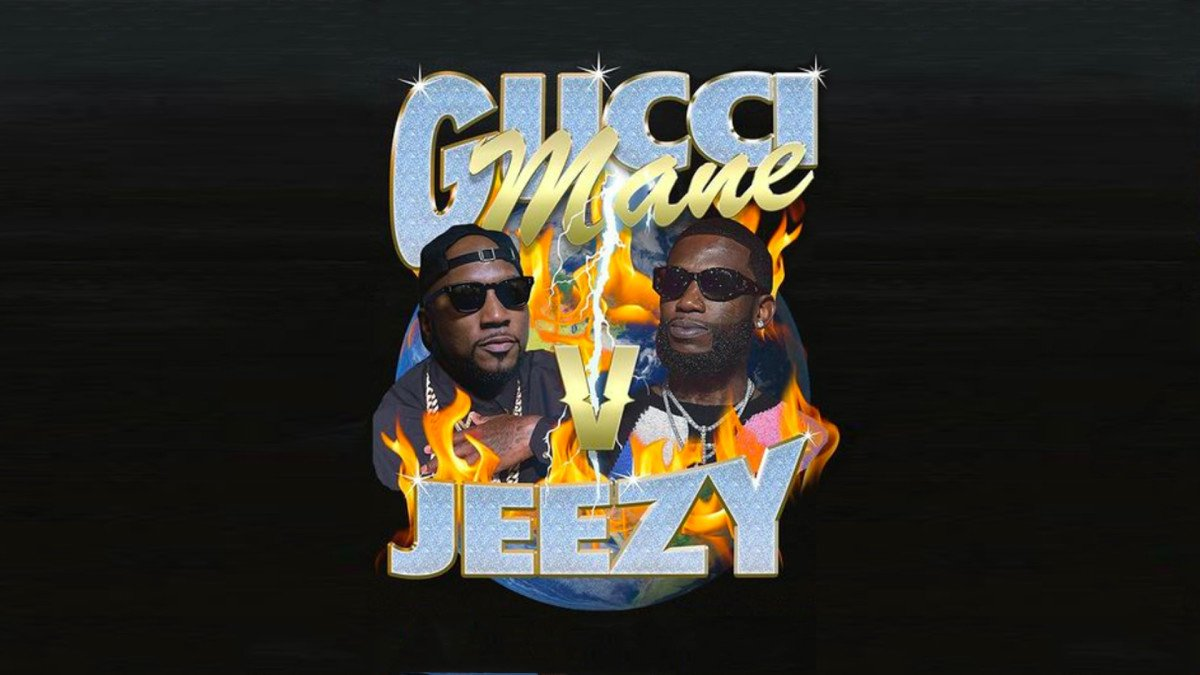 Jeezy and Gucci Mane Make History With 'Verzuz' Battle