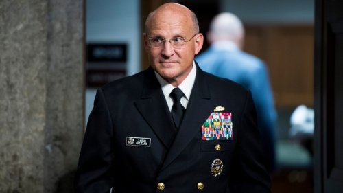 Chief of Naval Operations Confirms Navy Still Hasn't Identified So-Called 'Drones' That Swarmed Ships in 2019