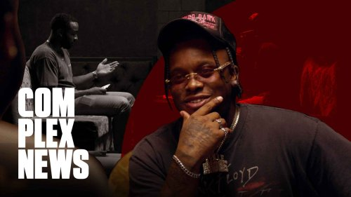 Blxst Discusses Career, Nate Dogg Comparisons, Meeting J.Cole & More