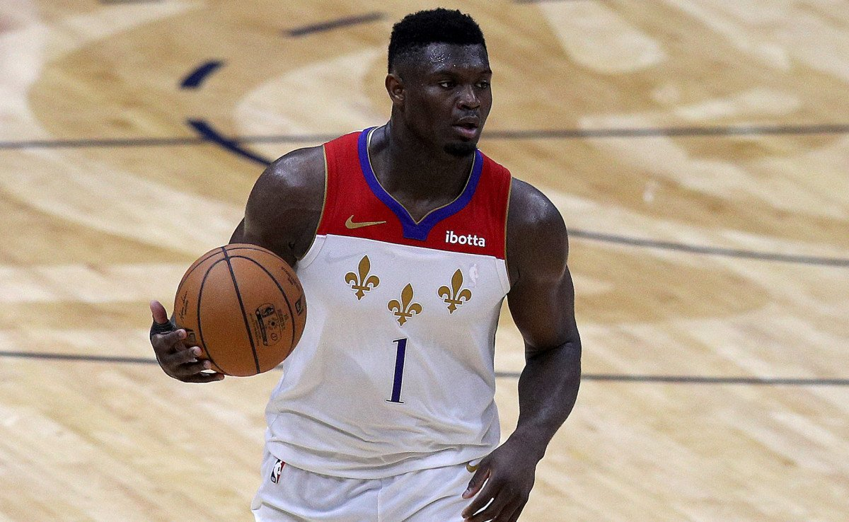 Zion Williamson's Family Reportedly Want the Pelicans Star Out of New Orleans
