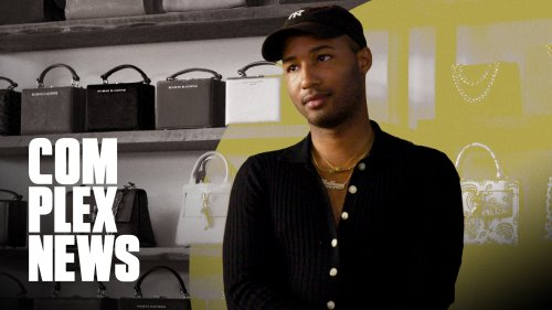 Brandon Blackwood on How He Made Saweetie & La La's Favorite Bag | Complex News