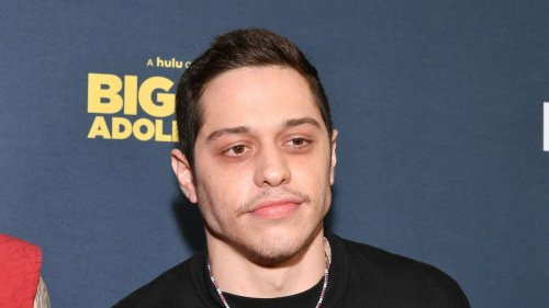 Pete Davidson Talks About Preparing for His Role as Joey Ramone in Upcoming Biopic