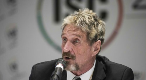 John McAfee, Creator of Antivirus Computer Software, Found Dead in Spanish Prison Cell