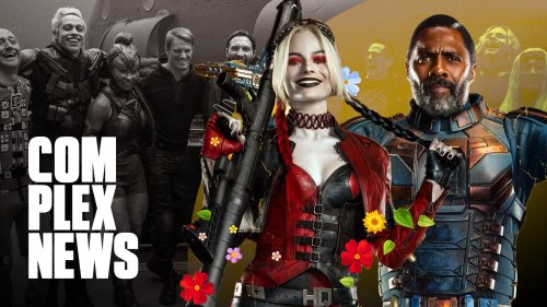 """'The Suicide Squad' Cast on New Movie, Beating Resellers & Play """"Say Word"""" 