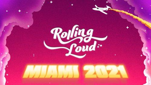 Livestream Rolling Loud Miami 2021