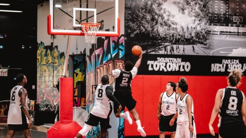 The World's Largest Privately Owned Basketball Complex Is in Toronto