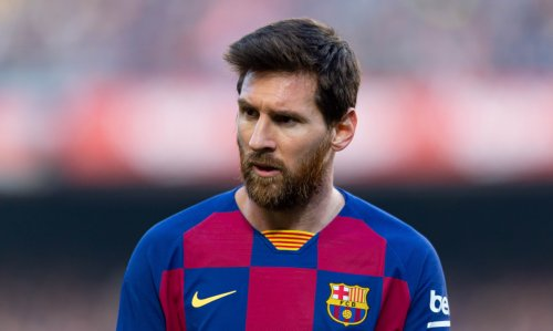 Lionel Messi Is Not Renewing His Contract With FC Barcelona