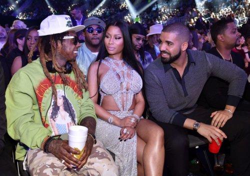 """Nicki Minaj Says Drake and Lil Wayne 'Washed' Her on """"Seeing Green"""""""