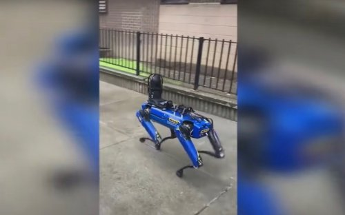 NYPD Terminates Its Lease for Controversial Robotic Dog
