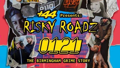 Risky Roadz Has A New Doc On The Birmingham Grime Scene Hitting Amazon Prime
