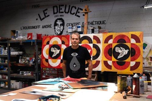 Shepard Fairey's UNO Artiste Deck Taps Into 'What Matters'
