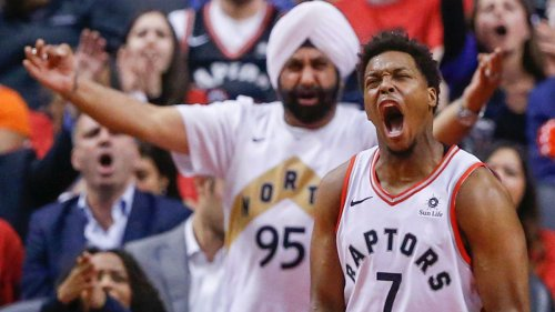 Nav Bhatia and Raptors Fans Sent Kyle Lowry 'the Ultimate Canadian Care Package'