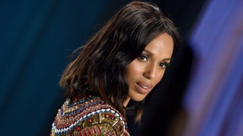 Kerry Washington Faces Backlash for Since-Deleted Tweet About DMX and Prince Philip 'Chatting' in Heaven