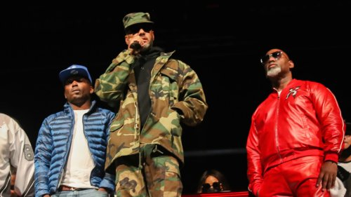 Swizz Beatz on Why He Called Out Fake Friends at DMX's Homegoing
