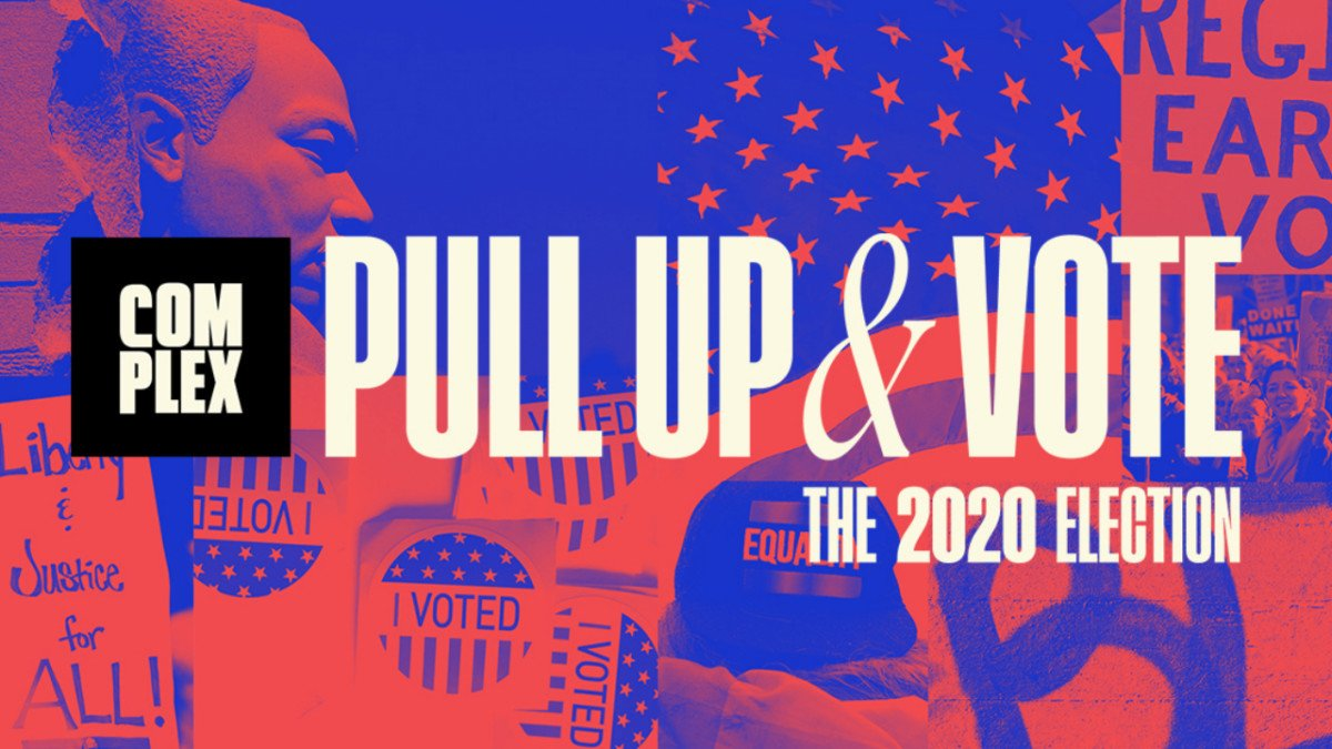 Complex Networks Launches Pull Up & Vote Platform