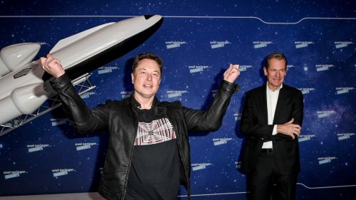Elon Musk Thinks SpaceX Will Get Humans to Mars Within the Next Six Years