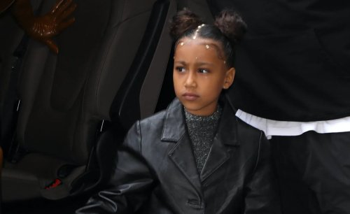 Kim Kardashian Says Daughter North is a 'Full Goth Girl' Now
