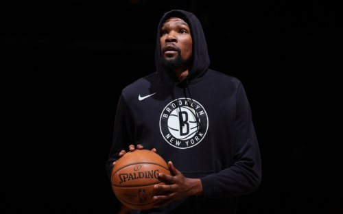 Kevin Durant Ranks Top 5 Players He's Ever Played With