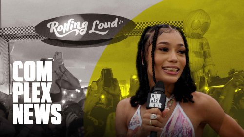Back Outside at Rolling Loud Miami with Coi Leary, SAINt JHN, Rico Nasty & More