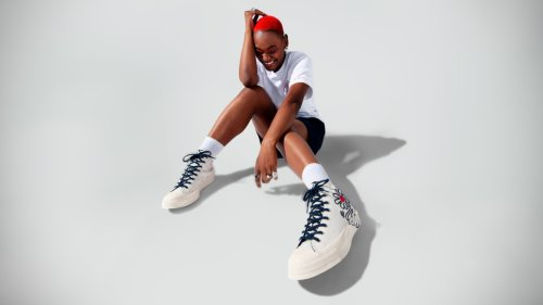 Converse Pays Homage to Keith Haring With New Collection