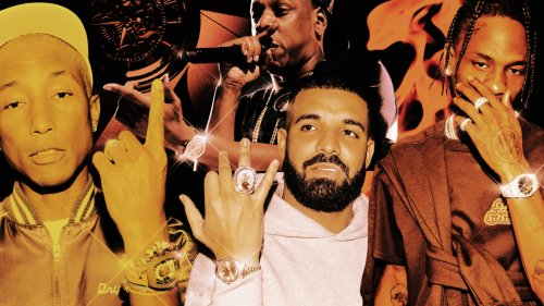 The Most Iconic Watches in Hip-Hop