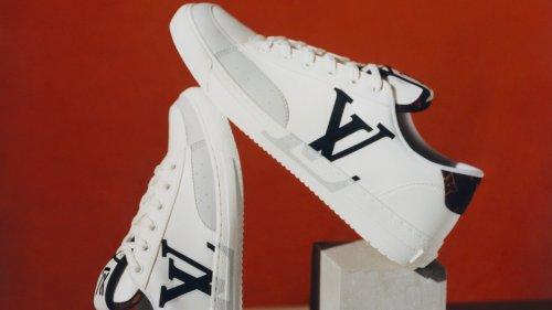 Louis Vuitton Unveils New Eco-Conscious Charlie Sneaker