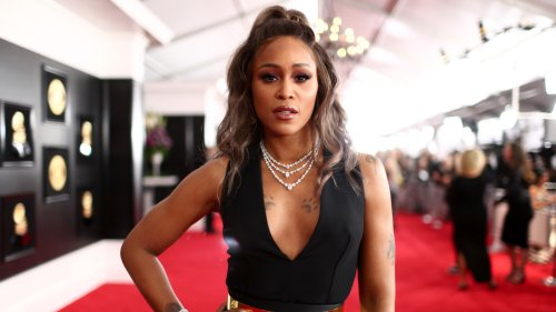 Eve Opens Up About Pregnancy, Says She Found Out Right Before 'Verzuz' With Trina