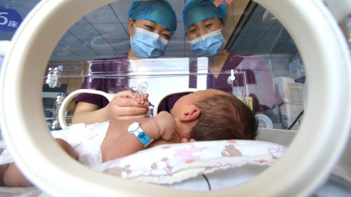 Baby Born With Her Twin's Embryo Inside Stomach