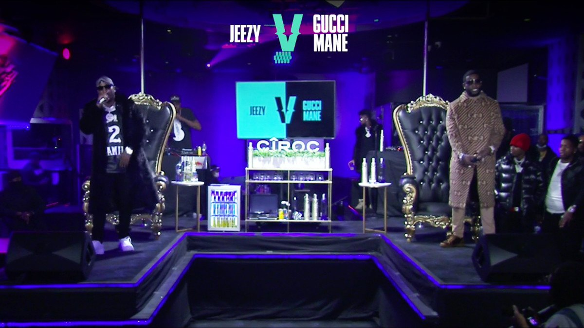 Jeezy and Gucci Mane's Battle Was Bigger Than 'Verzuz'