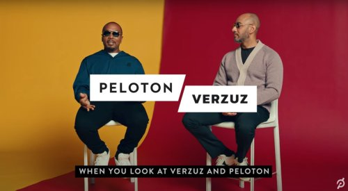 Peloton and Verzuz Want to Start Your Next Workout On a High Note