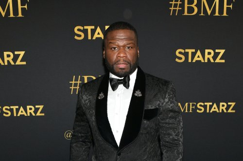 50 Cent Talks New Starz Series 'BMF' and His Journey From Our Speakers to Our TVs