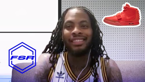 Waka Flocka Says He Went Too Hard in His Red October Yeezys | Full Size Run