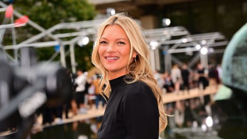 Kate Moss Is Selling Three Exclusive NFT Videos