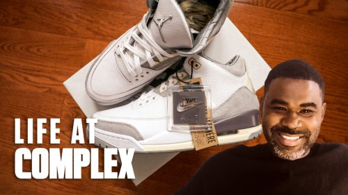 "Air Jordan 3 x A Ma Maniere ""Raised by Women"" - An Exclusive Look With James Whitner"