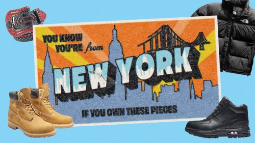 You Know You're From New York City if You Own These Pieces