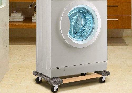 Los mejores soportes rodantes para desplazar los electrodomésticos más pesados