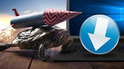 Der PC ist zu langsam? Das ist zu tun