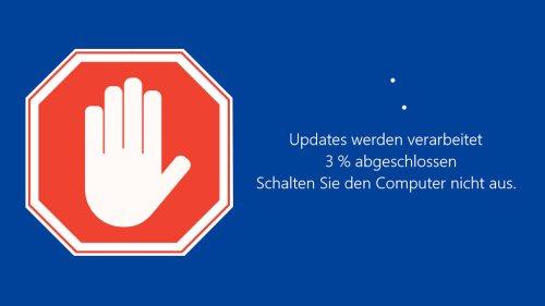 So lassen sich in Windows 10 Updates deaktivieren