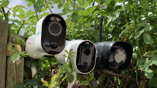 Smarte WLAN-Kameras im Test: Arlo Pro 4, Reolink Argus 3 Pro und Yale Außenkamera Pro