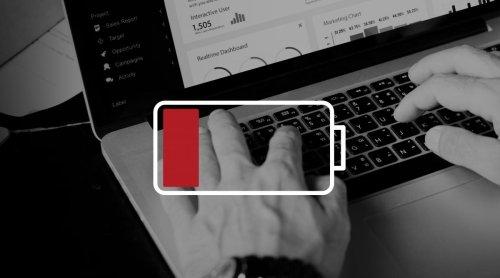 Cómo exprimir al máximo la batería de tu portátil con Windows 10
