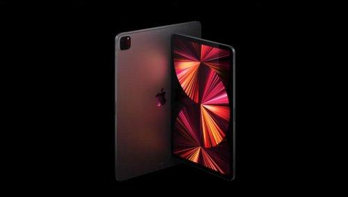 Nuevo iPad Pro con pantalla mini LED y procesador M1