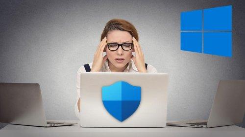 ¿Te estás quedando sin almacenamiento en tu PC con Windows 10? Es Windows Defender y tiene solución