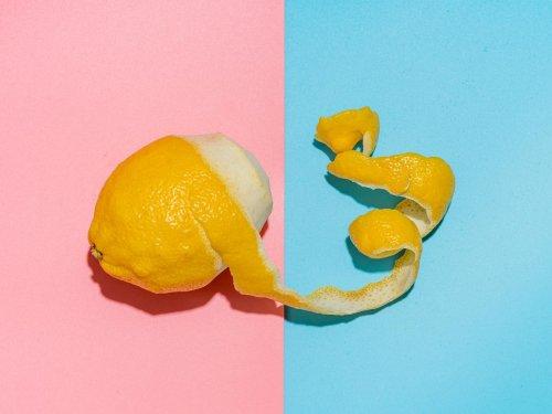 No tires la piel del limón: tiene usos sorprendentes y muchos beneficios para la salud