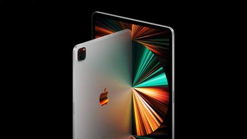 El iPad Pro (2021) con chip M1 es hasta un 56% más rápido que la generación anterior