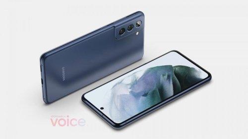A Samsung se le escapa la existencia del Galaxy S21 FE